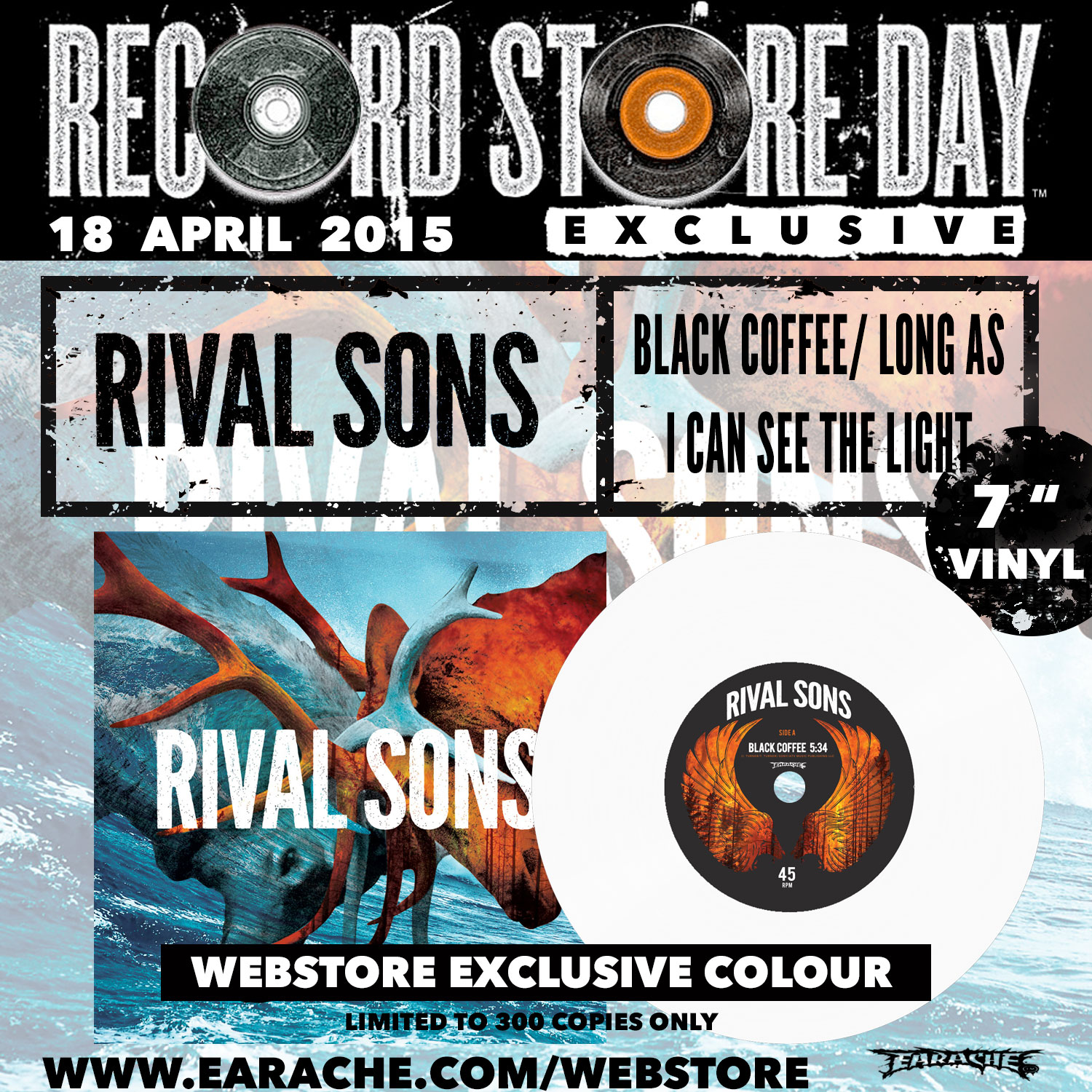 Rival Sons Black Coffee Rival Sons Black Coffee